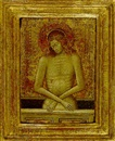 Giovanni di Paolo, Christ as the Man of Sorrows
