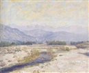 Guy Rose, San Gabriel Wash