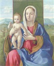 Girolamo da Santacroce, The Madonna and Child