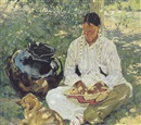 Walter Ufer, Sunspots