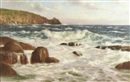 Richard Blowey, Summertime, Lamorna Cove, Cornwall