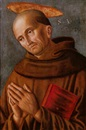 Follower Of Benvenuto di Giovanni, Saint Anthony of Padua