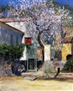 Guy Rose, Spring on the Riviera