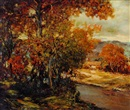 Miles Jefferson Early, Autumn landscape