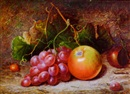 Charles Archer, Still life of fruit