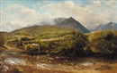 George Murray, Glen Sannox, Isle of Arran