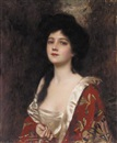 Abbey Altson, A Spanish lady