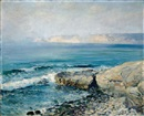 Guy Rose, Incoming fog, La Jolla