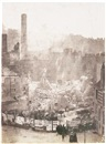 John Wheeley Gough Gutch, Great fire of sugar house, Bristol