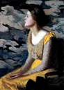 Philip Leslie Hale, The yellow dress