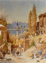 Stanley Mylius, Scutari and the Bosphorus