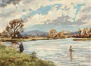 William Ellis Barrington-Browne, The Suir