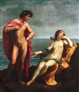 Attributed To Wilhelm Böttner, Bacchus und Ariadne