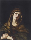 Circle Of Benedetto Gennari the Elder, Mater Dolorosa