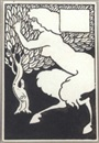 Aubrey Vincent Beardsley, A female centaur