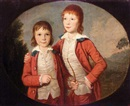 David Allan, Portrait of two boys