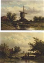 Georgius Heerebaart, Dutch country life