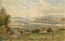Thomas H. Hair, View over Hexham