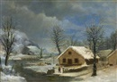 Robert Scott Duncanson, Winter