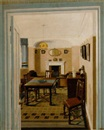Lesley Whiteman, An interior