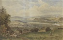 Thomas H. Hair, View of Hexham