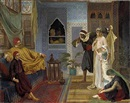 Robert Dowling, The slave dealer