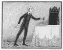 Edward Gorey, Three attempts at murder