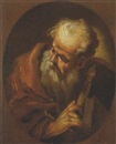 Attributed To Giuseppe Antonio Pianca, San Pietro