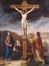 Attributed To Ramon Bayeu Y Subias, Crucifixion