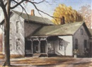 Ernest W. Spring, An old house
