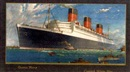 "William McDowell, ""Queen Mary"" Cunard White Star Line"