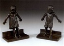Abastenia St. Leger Eberle, Hide and seek (bookends)