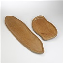 Mary Wright, Wood trays (pair)