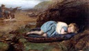 Henry Hetherington Emmerson, Asleep on the rocks