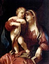 Circle Of Giovanni Maria Viani, The Madonna and Child