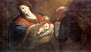 Italian School-Genoa (18), The Holy Family