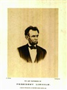 Henry F. Warren, Portrait of Lincoln