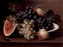 Alfred Alfredovich Girv, Still life of fruit