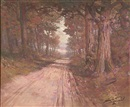 William C. Emerson, Wooded lane
