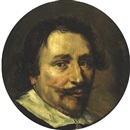 Follower Of Frans Hals the Elder, Portrait of a gentleman
