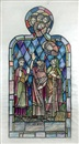 Thomas Symington Halliday, Stained glass design for Dundee