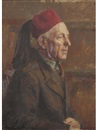 Jean Alexander, Man in a Fez (+ 8 others; 9 works)