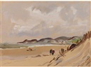 Jean Alexander, Putsborough Sands, North Devon (+ 10 others; 11 works)