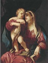 After Giovanni Maria Viani, The Madonna and Child