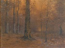 John Elwood Bundy, Autumn glow