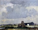 Edward Holroyd Pearce, St. Benet's Abbey, Norfolk