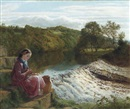 Henry Hetherington Emmerson, The maid of Derwent