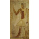 Joseph Lindon Smith, Ancient Egyptian with staff
