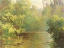 William Henry Short Jr., A quiet river