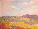 Henry James Albright, Plein-air landscape